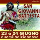Sassano: domani i solenni festeggiamenti in onore del patrono San Giovanni Battista