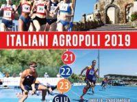 Dal 21 al 23 giugno Agropoli ospita il Campionato nazionale di Atletica Under 18