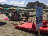 """Ad Agropoli l'estate è sempre più accessibile grazie alla spiaggia sociale e la sedia """"Scoiattolo"""""""