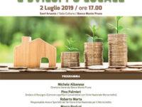 """Banca Monte Pruno. Il 2 luglio a Sant'Arsenio l'incontro """"Microcredito e Sviluppo Locale""""."""