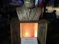 162° anniversario della Spedizione dei Trecento. A Padula un busto per ricordare Carlo Pisacane
