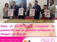 Il 5xmille per acquistare parrucche per malati oncologici. Presentata l'iniziativa del Comune di Sassano