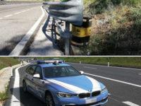 Allarme rifiuti speciali pericolosi in A2. Polizia Stradale trova un fusto a Petina, al via le indagini