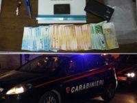 In auto a Contursi Terme con droga e circa 15mila euro di banconote.Arrestato 40enne di Oliveto Citra