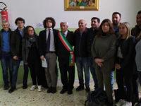 Dopo la vittoria il sindaco di Auletta Pessolano conferisce le deleghe alla squadra amministrativa