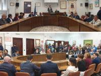 Sala Consilina: con il giuramento del Sindaco ha inizio il percorso della nuova Amministrazione