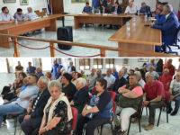 Auletta: primo Consiglio Comunale per la rinnovata Amministrazione guidata dal sindaco Pietro Pessolano