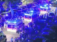 Ambulanze per la vittoria di Alfieri a Capaccio. Arriva un'interrogazione ai ministri Grillo e Salvini