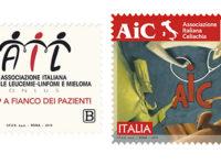 Il Ministero dello Sviluppo Economico emette due francobolli dedicati all'assistenza ai malati