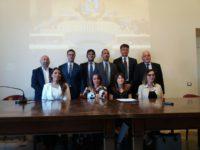 Potenza: il sindaco Guarente presenta la nuova Giunta comunale
