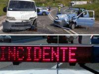 Schianto fatale tra un'auto e un furgone allo svincolo dell'A2 di Contursi. Perde la vita un uomo