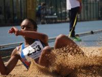 Larissa Iapichino, figlia di Fiona May, conquista ad Agropoli il record nazionale di salto in lungo