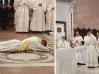 Diocesi di Teggiano-Policastro in festa per l'Ordinazione Presbiterale di don Antonio Costantino