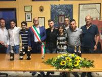 Si insedia il Consiglio comunale di San Rufo. Michele Marmo giura da sindaco