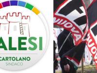"""Gazebo informativo di Forza Nuova a Sala Consilina. Il gruppo Salesi insorge: """"Scelta inammissibile"""""""