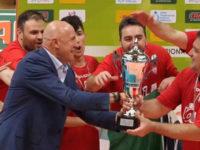 L'atleta di Buonabitacolo Sergio Ignoto è campione d'Italia di Sitting Volley maschile con il Nola