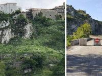 Dopo i lavori di messa in sicurezza riapre al transito la S.P. 341 nel tratto Caggiano – Salvitelle