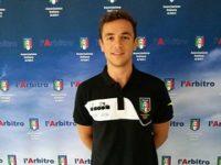 Arbitri. Ivan Robilotta, della sezione AIA di Sala Consilina, promosso in Serie B