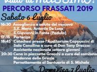 """Torna domani l'appuntamento dell'Azione Cattolica Campania """"Vado al Massimo"""" sul sentiero Frassati"""