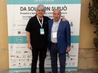 """Angelo Paladino, presidente dell'Osservatorio Europeo del Paesaggio, ospite di """"Symbola"""" a Macerata"""