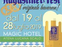 """Al via gli eventi estivi del Magic Hotel di Atena Lucana.Si parte il 19 luglio con """"Festa della Birra"""""""