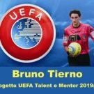 Arbitri. Bruno Tierno, della sezione AIA di Sala Consilina, selezionato per il progetto UEFA Talent