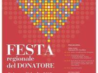 Festa Regionale del Donatore di sangue. Domani a Brienza si celebrano i successi della Fidas