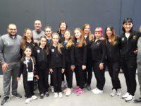 Successo e brillanti prestazioni in Austria per le atlete della Kodokan Ginnastica di Atena Lucana