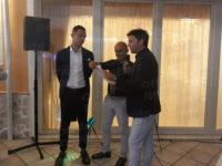 """Arbitri Sala Consilina, Ivan Robilotta festeggia la promozione in serie B. Cafaro:""""Il nostro orgoglio"""""""