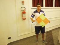 Francesco Coiro della Sezione di Sala Consilina supera selezione per arbitri con funzione di assistenti