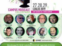 """Sant'Arsenio: il 27, 28 e 29 luglio il Campus Musicale e dello Spettacolo de """"I Due Volti della Luna"""""""