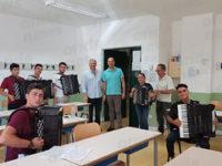 """Teggiano: al via la Masterclass di Fisarmonica tradizionale dell'associazione musicale """"Clementi"""""""