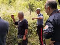 Si perde in montagna a Tito durante la raccolta dell'origano. 80enne ritrovato dopo ore dai soccorritori