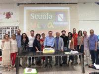 """Chiuso con successo al """"Pomponio Leto"""" di Teggiano il progetto della Regione Campania """"Scuola Viva"""""""