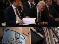 Sanità e Autonomia differenziata. Vincenzo De Luca incontra il premier Conte a Palazzo Chigi