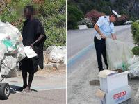Furbetti dei rifiuti a Camerota.Scattano i controlli della Municipale,multati alcuni operatori turistici