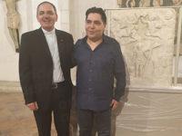 Teggiano: presentate al Museo Diocesano le opere restaurate grazie al sostegno dell'azienda Diangas