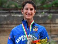 L'atleta di Potenza Francesca Palumbo ai Campionati del Mondo assoluti di scherma a Budapest