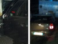 Incidente lungo l'A2 a Sala Consilina, impatto tra un'auto e un furgone. Una persona ferita