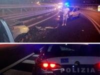 Imbocca la rampa autostradale contromano a Battipaglia. Incidente con quattro feriti