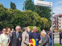 A Salerno intitolato un largo a Filippo Gagliardi, benefattore originario di Montesano sulla Marcellana