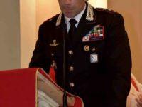Carabinieri Vallo della Lucania. Il Capitano Malgieri lascia l'incarico alla Comandante D'Ambrosio
