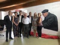 L'azienda Sidel di Buonabitacolo presenta l'opera dell'artista argentina Milu Correch