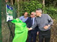 """Teggiano: riaperto campo da gioco """"Marco Fusco"""" grazie ai lavori finanziati dalla Fondazione Monte Pruno"""