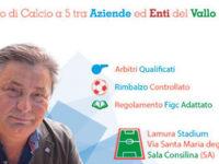 Sala Consilina: il 2 agosto la finalissima della terza edizione del Memorial Pinuccio Lamura