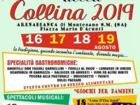 """La """"Festa della Collina"""" di Arenabianca diventa maggiorenne. Il 16 agosto al via la 18^ edizione"""