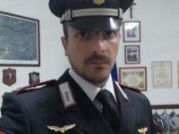 Il Maresciallo Fabio D'Agostino è il nuovo Comandante della Stazione dei Carabinieri di Caggiano