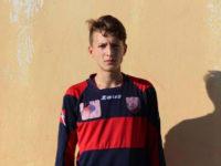 Calcio. Raffaele Cantisani, 15enne di Sarconi, approda nel Crotone Under 17