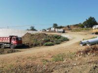 A Contursi Terme lavori sulla Fondovalle Sele per lo svincolo e il collegamento all'area industriale