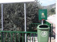 Dog Toilet a Monte San Giacomo, installati i contenitori per deiezioni canine. Multe ai trasgressori